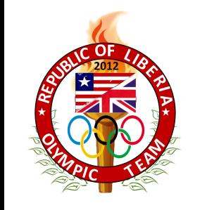 2012 Liberian Olympic Team