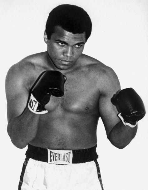 Muhammad Ali FBF